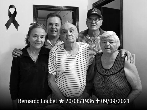 Pai do deputado Vander Loubet morre aos 85 anos em Campo Grande