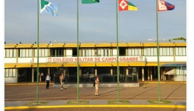 Apenas dez alunos entraram via concurso no Colégio Militar de Campo Grande