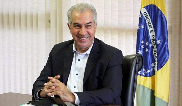 Reinaldo Azambuja leva projeto que reduz em 3% o ICMS da conta de luz à Assembleia