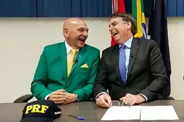 'Véio da Havan' cogita ser senador em 2022: 'Bolsonaro me pediu'