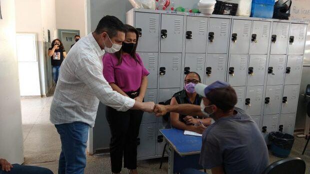 31 abrigados são encaminhados para mercado de trabalho em Campo Grande