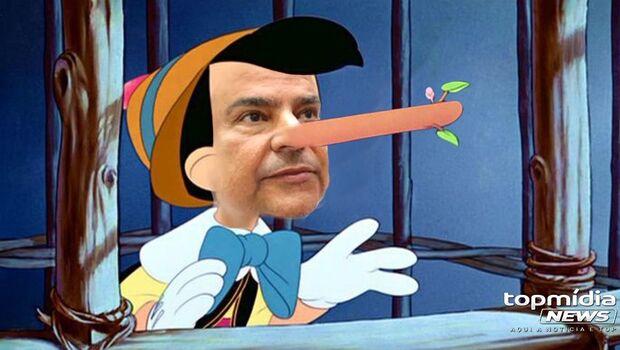 NA LATA: quanto custou o nariz de Pinóquio do Nelsinho?