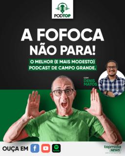 Conheça as histórias não contadas de Campo Grande em novo podcast