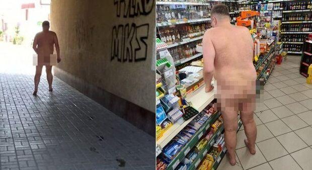 Promotor de Justiça é preso andando pelado e embriagado