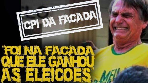 """Frota pede abertura de CPI da Facada: """"Foi uma armação"""""""
