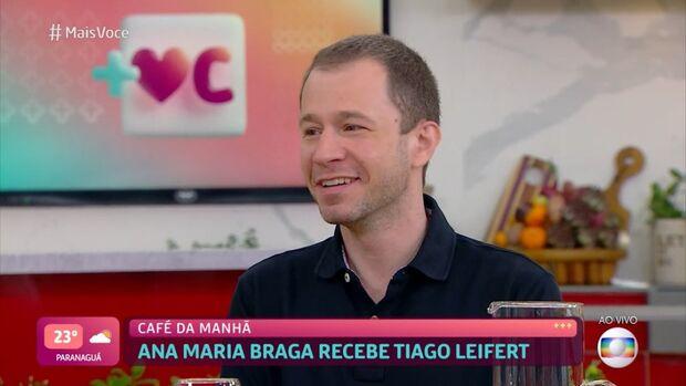 Após 15 anos, Tiago Leifert pede demissão da Globo e explica: 'preciso declarar vitória'