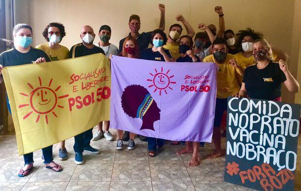 Após 15 anos com mesmo líder, Psol-MS escolhe Cris Duarte para comandar o partido