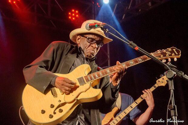 Amigos pedem doações para dar enterro digno a Zé Pretim, ícone do blues em Campo Grande