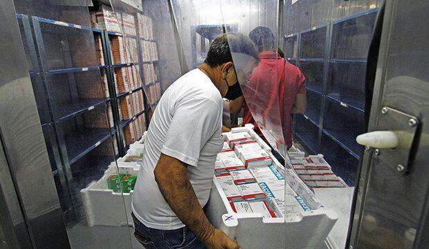 Liderando índices de vacinação, MS recebe mais de 106 mil doses