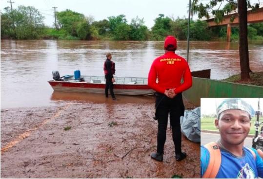 Corpo de pescador é achado em rio após seis dias de buscas em Naviraí