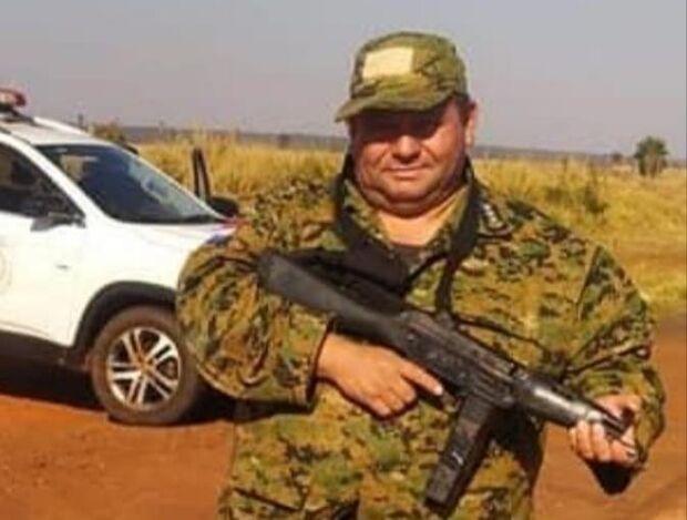 Policial paraguaio é morto a tiros na fronteira