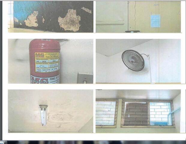 UBS da Vila Carlota será investigada por infiltrações, ventiladores quebrados e problemas estruturai