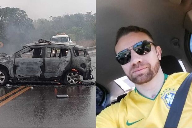 PRF lamenta morte de Éder em trágico acidente na BR-163