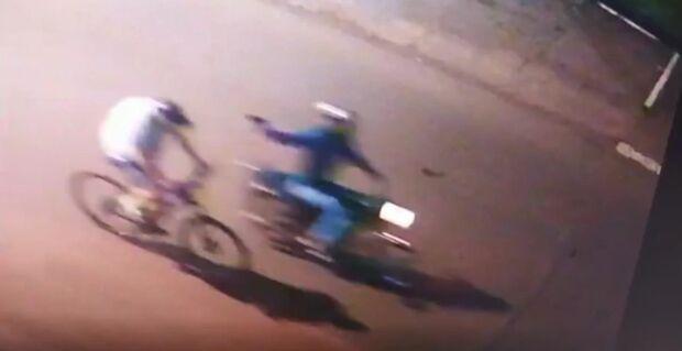 Câmeras flagram momento do assassinato de vereador de Ponta Porã (vídeo)