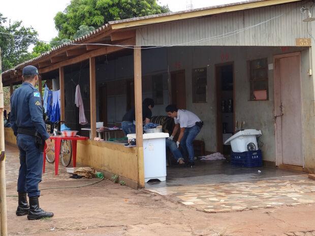 Homem é encontrado morto na varanda de casa em Nova Alvorada do Sul