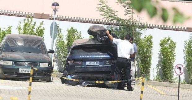 Isis Valverde sofre acidente de carro, fratura vértebra e está internada no Rio