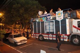 Confira as ruas e avenidas que serão interditadas nesse carnaval em Campo Grande