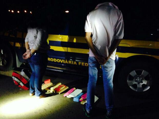 Adolescentes da Capital são apreendidos transportando maconha para Belo Horizonte