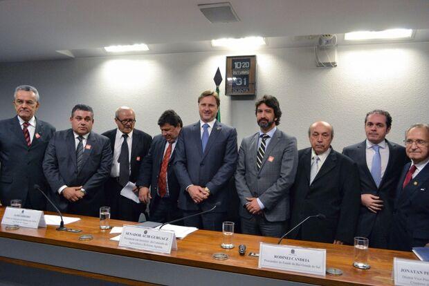 Acrissul vai ao Senado e critica atuação do governo sobre conflitos indígenas