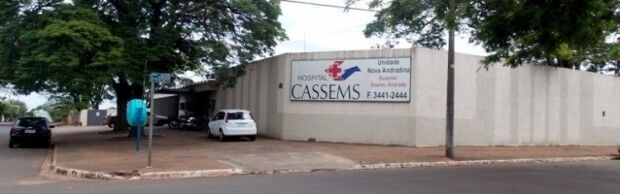 Hospital da Cassems em Nova Andradina é invadido por ladrões