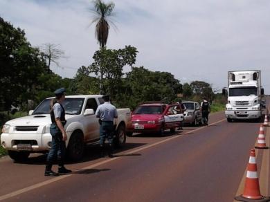 Sete morrem nas rodovias estaduais durante festas de fim de ano