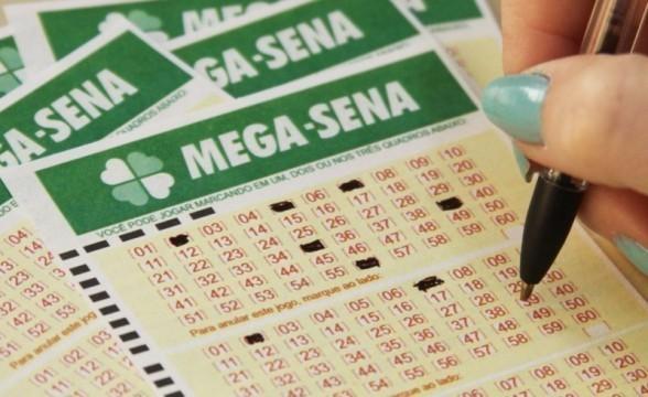 Mega-Sena acumula e prêmio pode chegar a R$ 5 milhões na próxima quarta-feira
