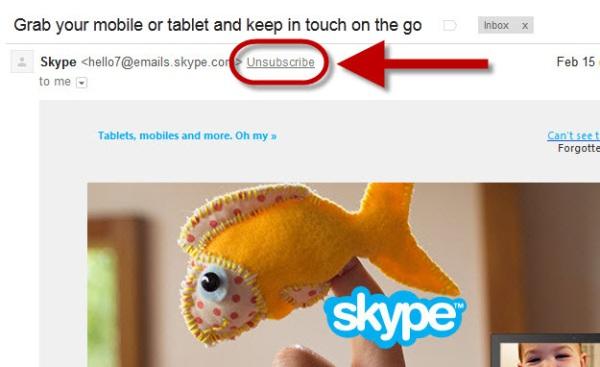 Google estreia mais um recurso contra o spam