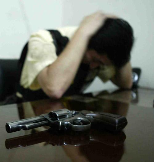 Em MS, anualmente, a cada 100 mil pessoas, oito são suicidas