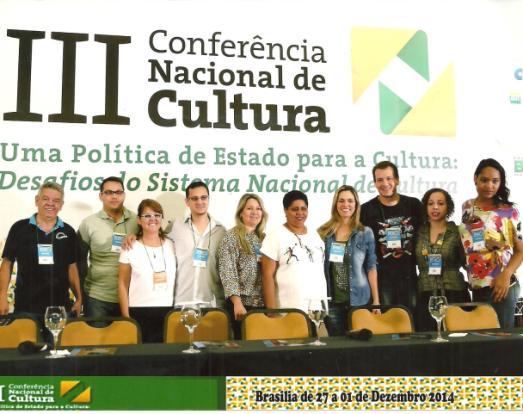 Conferência Nacional de Cultura aprova 64 propostas para o setor