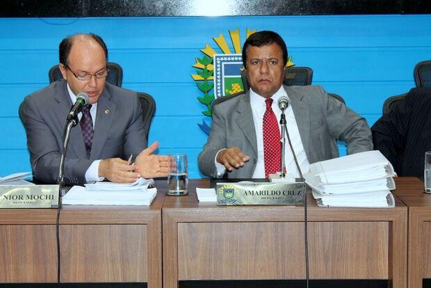Presidente da CPI recomenda indiciamento de envolvidos nas irregularidades