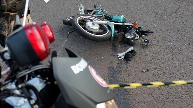 Santa Casa registra queda no número de acidentes de trânsito em comparação a 2012