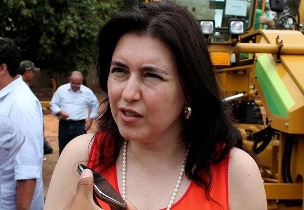 Vice-governadora assume cargo de Puccinelli a partir de amanhã