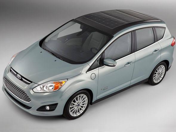 Ford sai na frente em 2014 com carro movido à energia solar