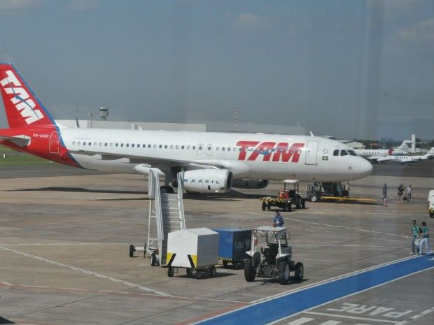 Aeroporto da Capital opera sem restrições