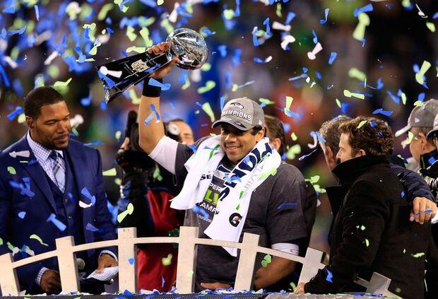 Seahawks faz história, anula Broncos e leva o Super Bowl