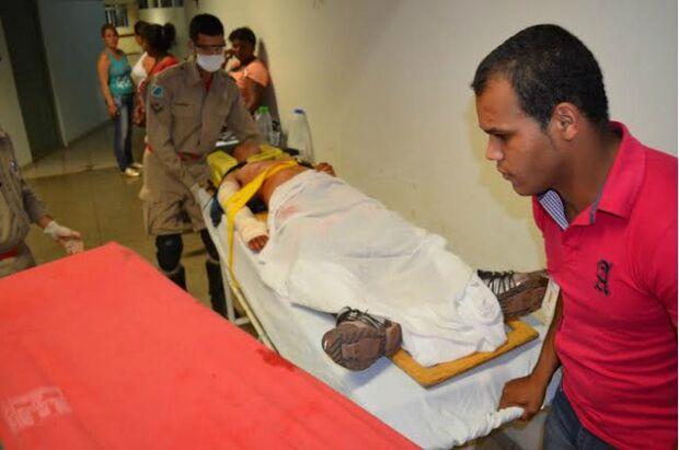Tiroteio deixa cinco feridos em posto de combustível em Dourados