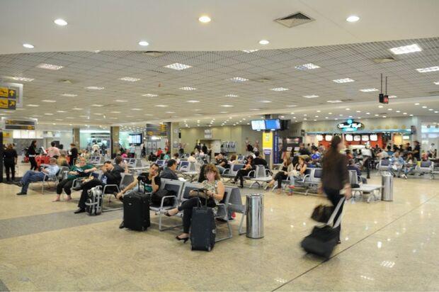Aeroportos privados atraem mais 4 milhões de usuários em 2013