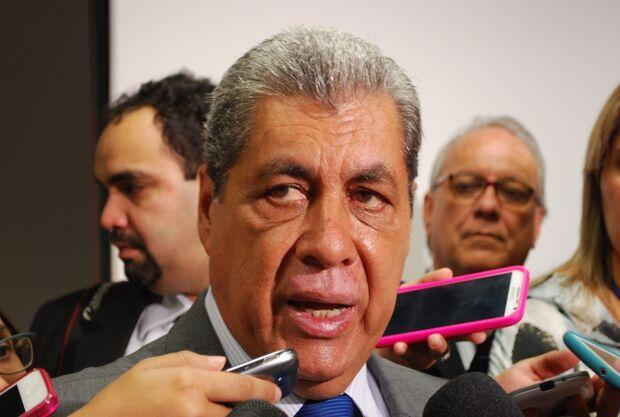 'Trabalhamos para que os sonegadores caiam fora de MS', diz governador André Puccinelli