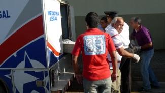 Corpo de mulher é encontrado na calçada próximo a cemitério em Cuiabá