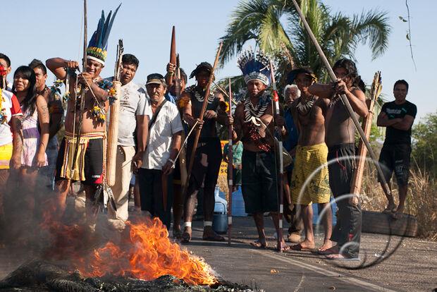 Índios guaranis-caioás têm até 26 de fevereiro para deixar área de fazenda