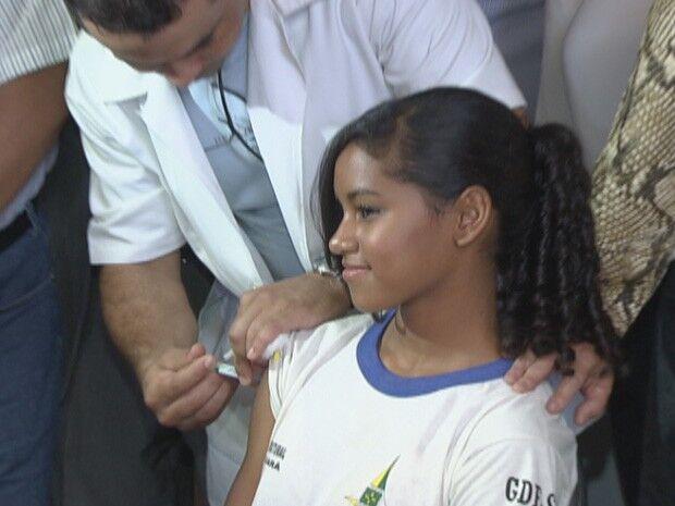 Vacinação contra o HPV começa na próxima semana