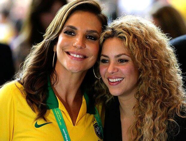 Show na final da Copa terá Shakira, Carlinhos Brown e Ivete
