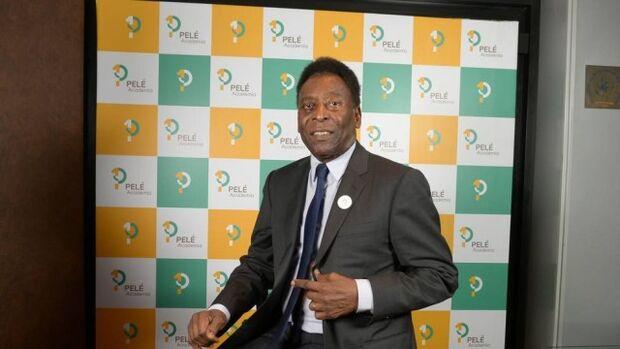 Pelé vê atual seleção olímpica como a melhor e confia na liderança de Neymar