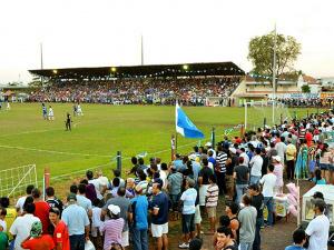 Estádio noroeste está preparado para receber os jogos do campeonato estadual em 2014
