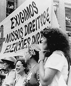 Direito ao voto feminino completa 83 anos no dia 3 de novembro