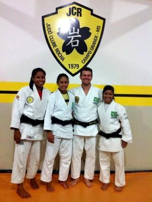 Judocas de MS conseguem vaga na seleção brasileira