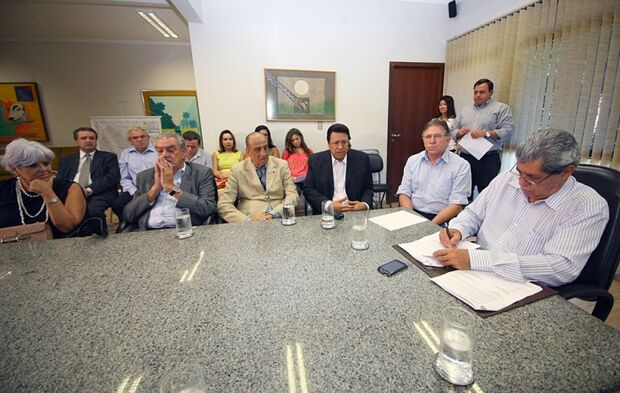 Academia Sul-Mato-Grossense de Letras  conquista sede própria