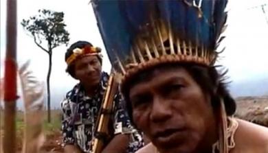 Preso suspeito de matar líder indígena em Caarapó