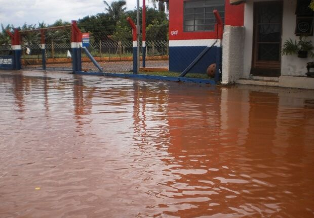 Após 4 enchentes consecutivas, Prefeitura de Batayporã decreta estado de emergência