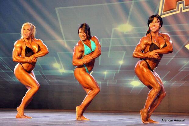 Fisiculturistas de MS dão dicas de como melhorar seu corpo